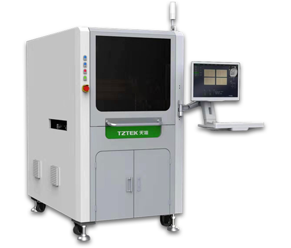 Vela 23 X online glue dispensing & inspecting integrated system